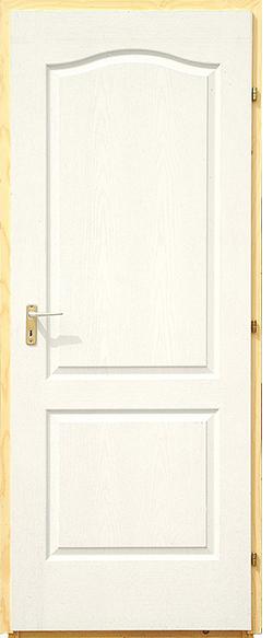 Lemezelt beltéri ajtók