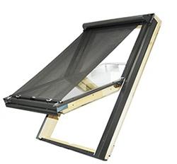 Tetőablak árnyékolástechnikák, redőnyök